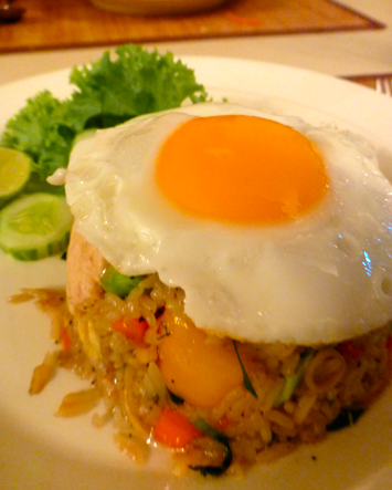 Fried Rice egg