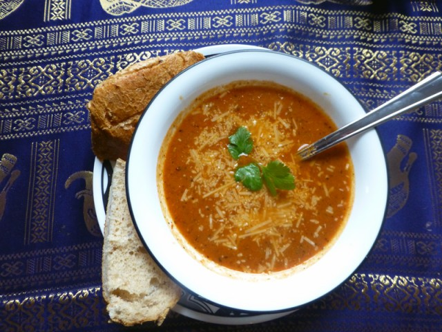 Diet To Go Tomato Basil Soup