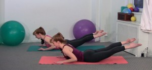 One of the amazing Pilates moves I learned - Click on the photo for more from ultimatepilatesworkouts.com